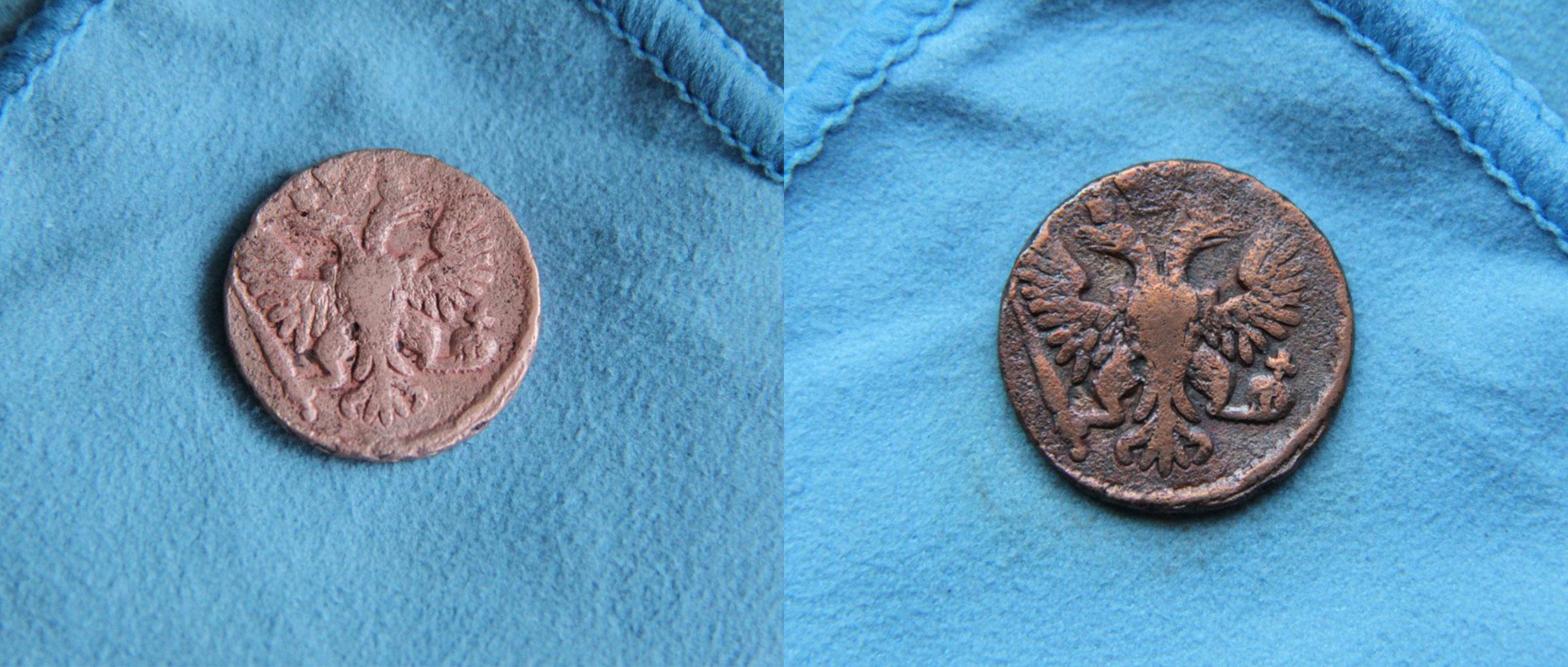 Как сделать патину на медных монетах 35