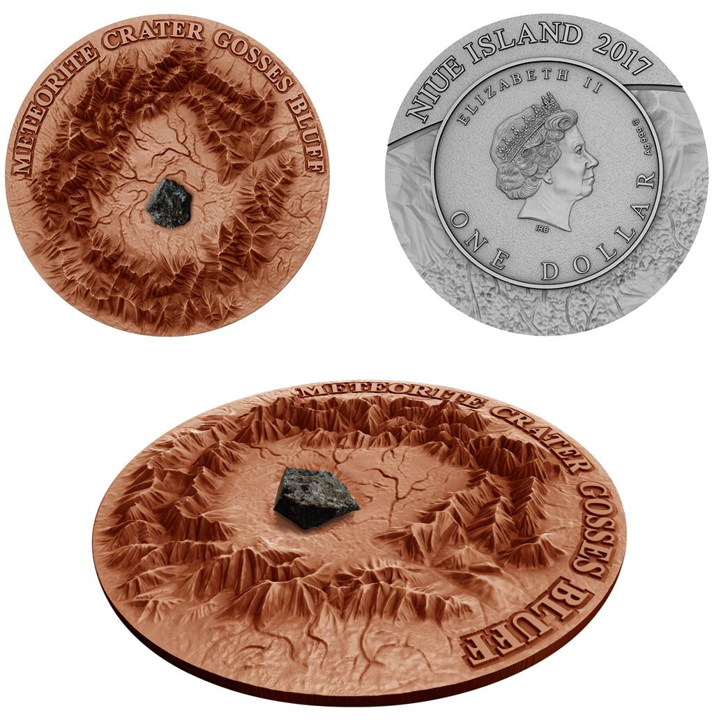 10 необычных монет 2017 года