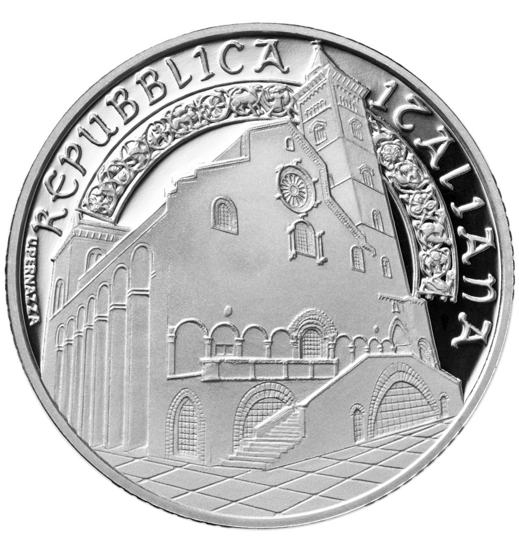 Кафедральный собор Трани на €10