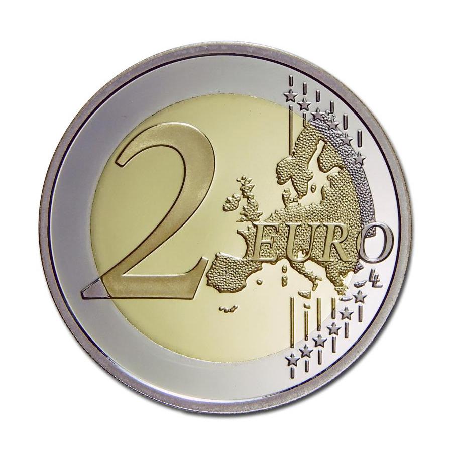 2 евро к 250-летию Франсуа Жозефа Бозио