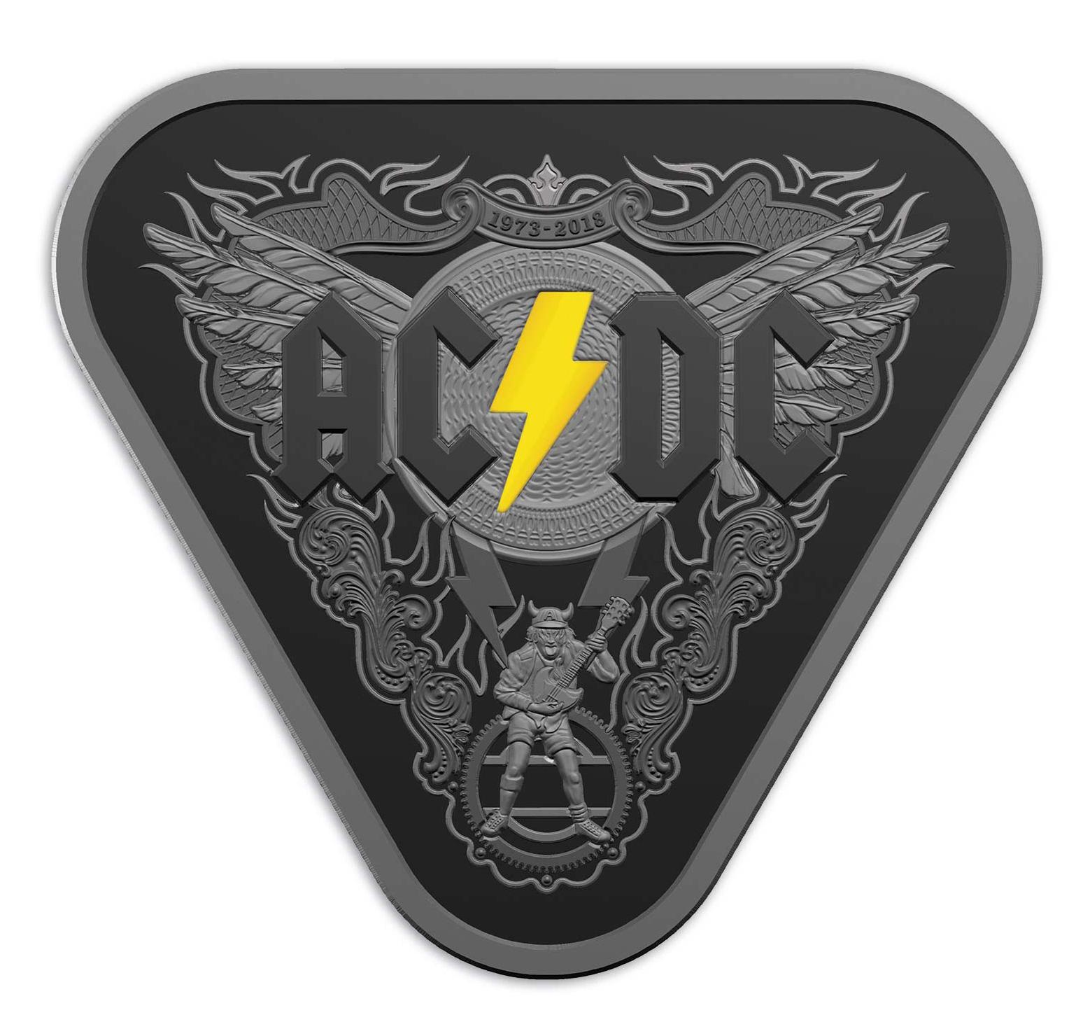 К 45-летию создания AC/DC