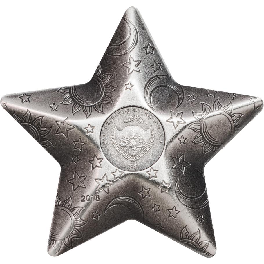 Сколько весит звезда?