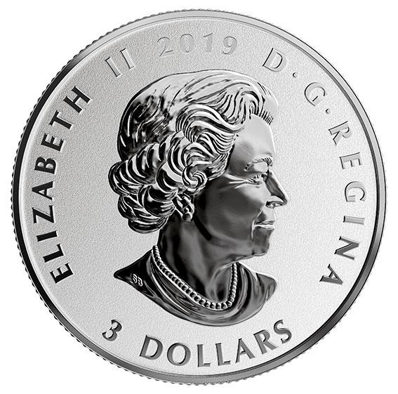 Ниагарские водопады на 3 долларах Канады