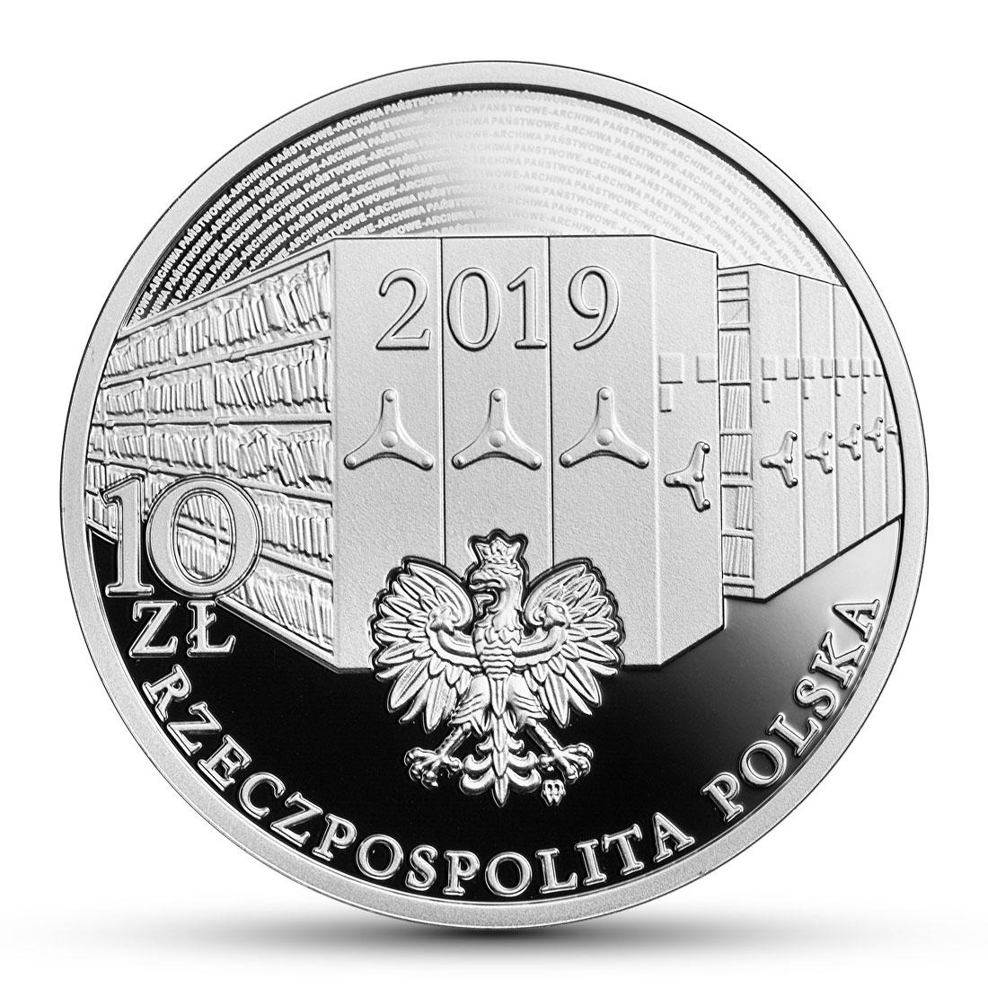 Польша: 100 лет со дня основания Государственного архива