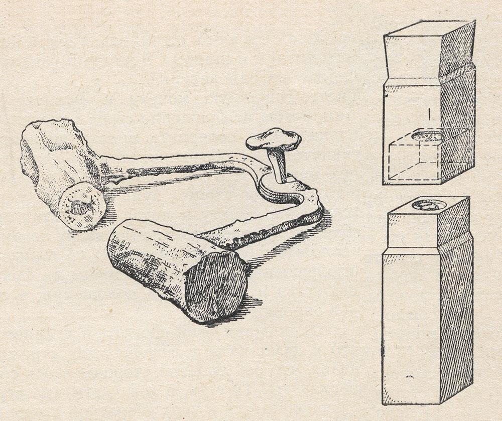Древние техники чеканки
