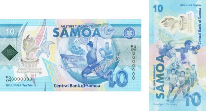 Самоа: 10 тал к открытию XVI Тихоокеанских игр