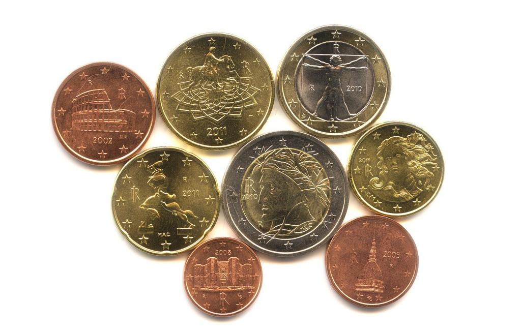 наличии монеты италии фото популярная