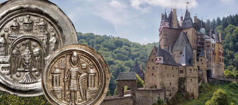 Брактеаты средневековой Европы