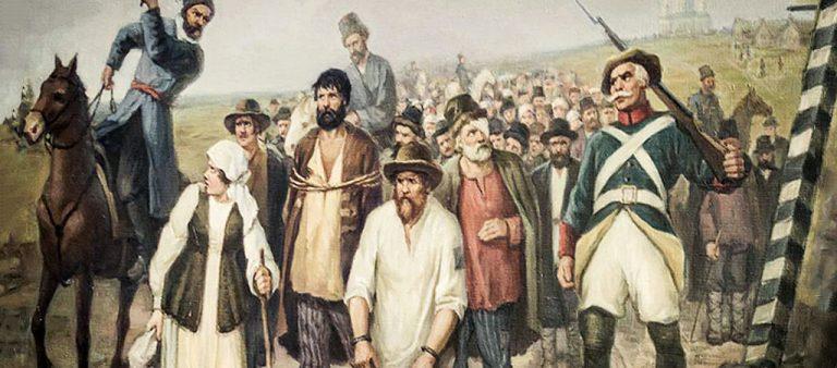 Лотереи Российской Империи: игра на 5 тысяч крестьян