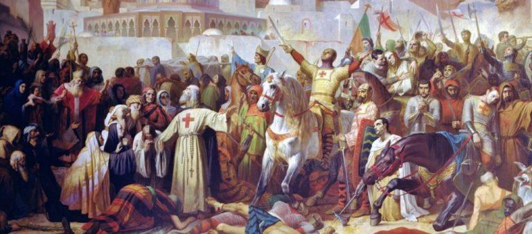 Обесценивание денария средневековой Европы