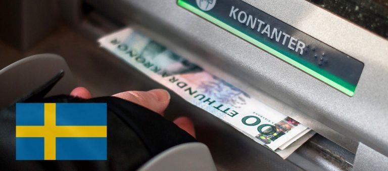 Банкноты Швеции будет печатать английская компания