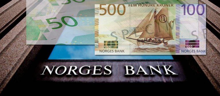 Вышли новые 50 и 500 крон Норвегии