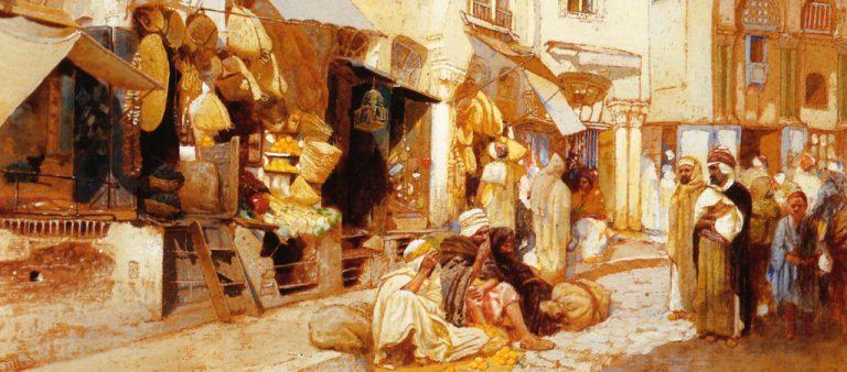Медные деньги Средневековья: Багдадский халифат