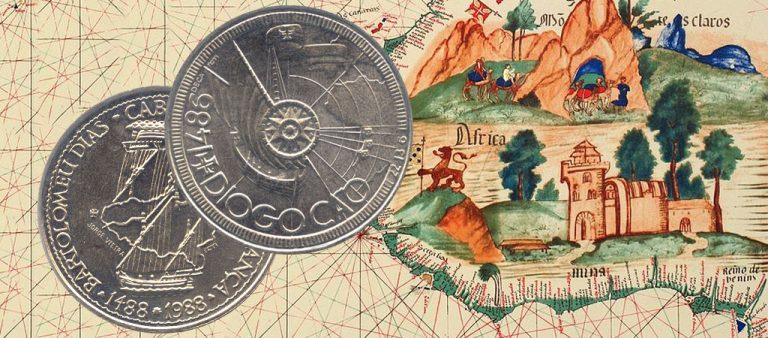 Морские экспедиции Бартоломеу Диаша и Диогу Кана