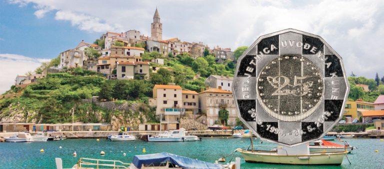 25-летие национальной валюты Хорватии