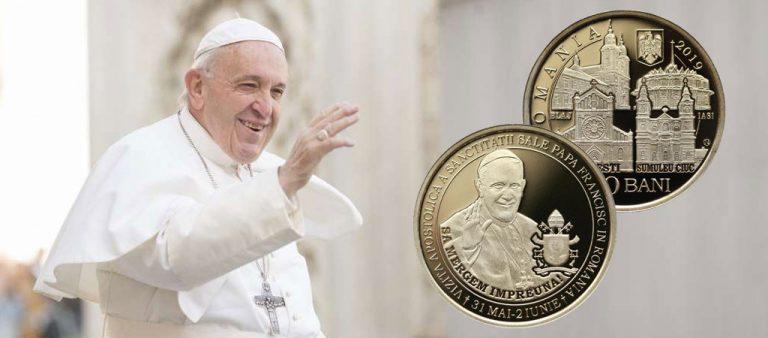 50 бань в честь визита Папы Римского
