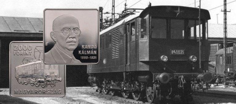 К 150-летию со дня рождения Кальмана Кандо