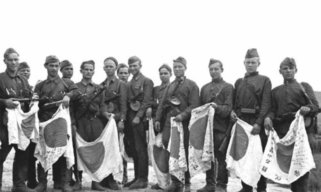 5 рублей «Курильская десантная операция»