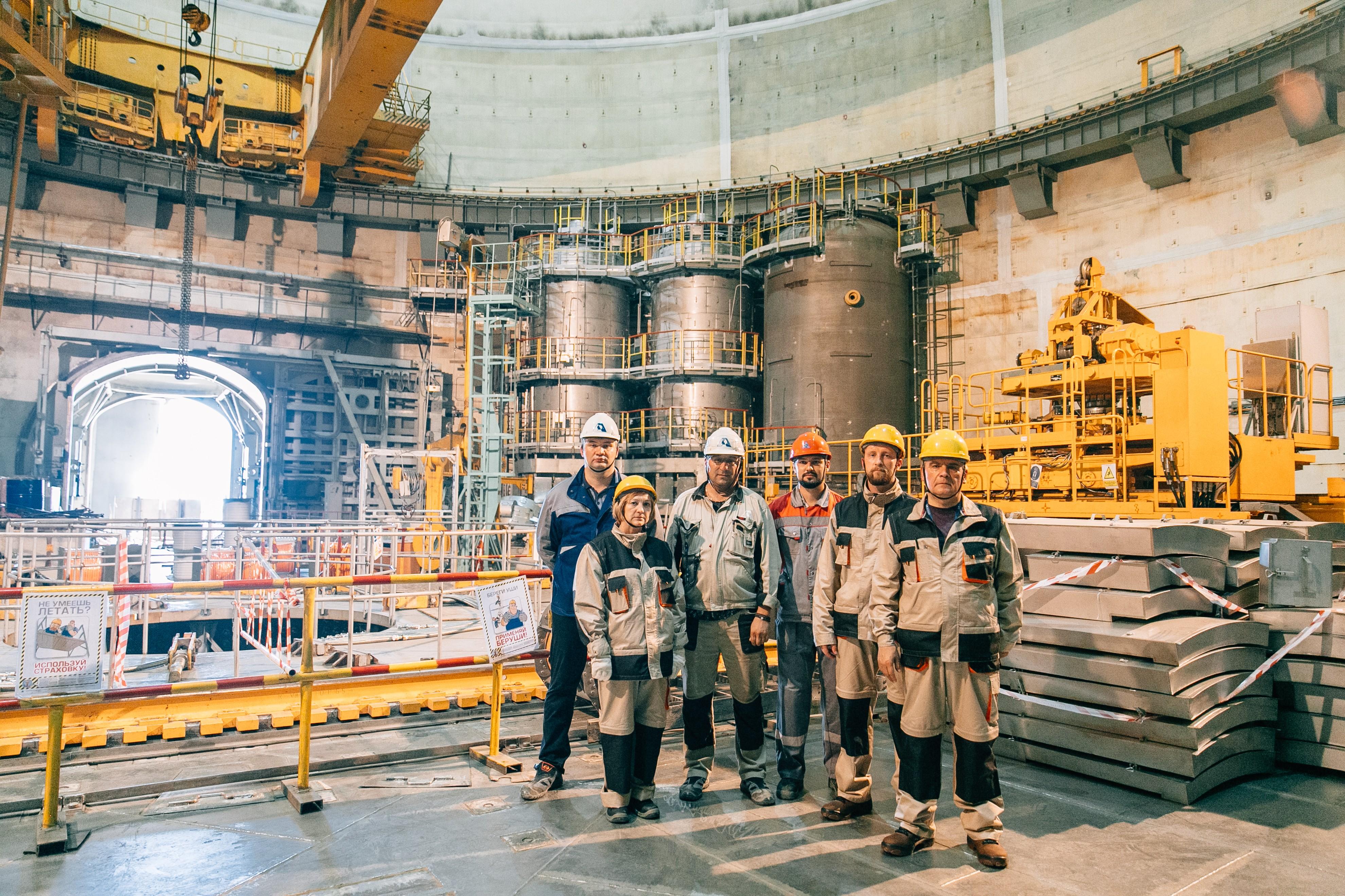 3 рубля в честь 75-летия атомной промышленности России