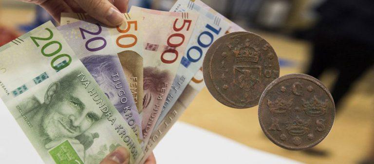 Эре в денежной системе Швеции: тогда и сейчас