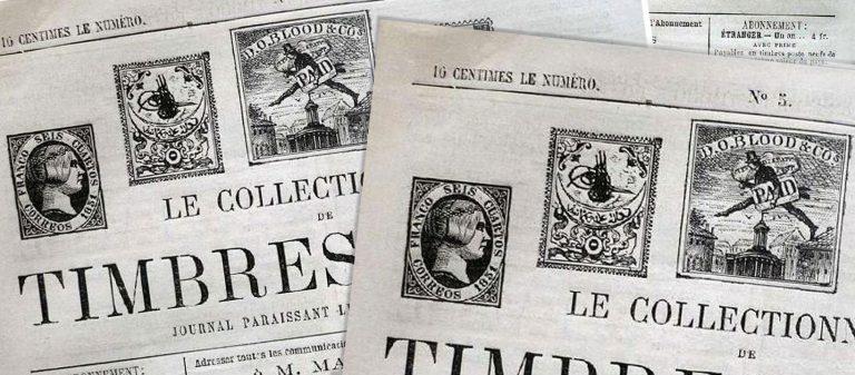 От первых марок до общества филателистов