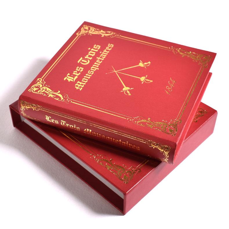 Д'Артаньян и три мушкетера - издание для нумизматов