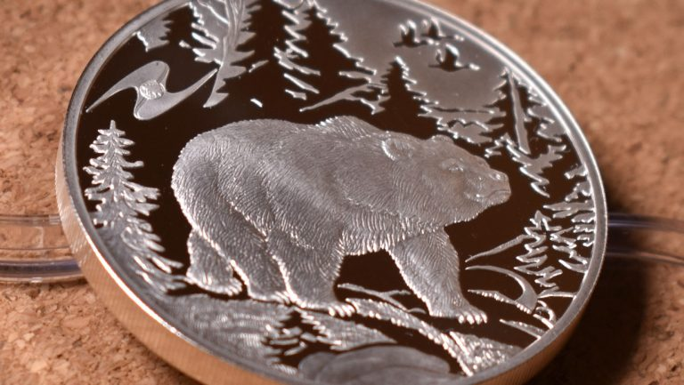 3 рубля 2009 - Медведь (ЕврАзЭс)