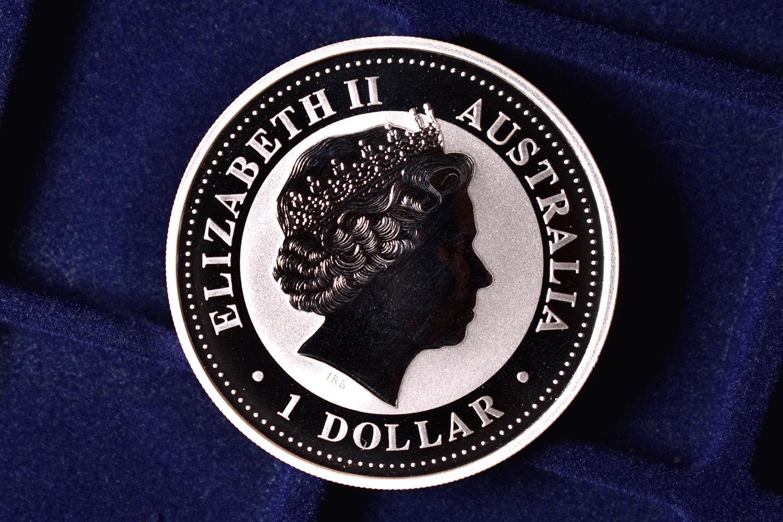 1 доллар 2006 (Австралия)