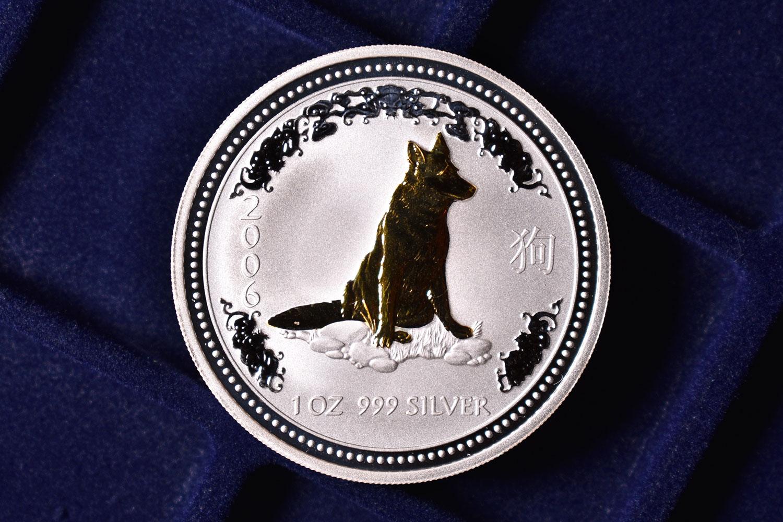 1 доллар 2006 (Год собаки)