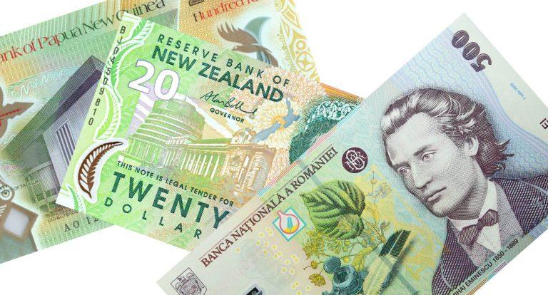 Банкноты из полимера